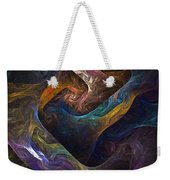 Struggles Weekender Tote Bag by David Lane
