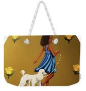 Strut Into This Light Weekender Tote Bag