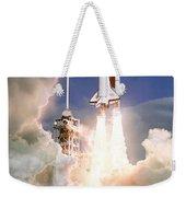 Sts-27, Space Shuttle Atlantis Launch Weekender Tote Bag