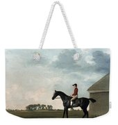Stubbs: Gimcrack, 1765 Weekender Tote Bag