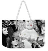 Stuck In The Window With You Weekender Tote Bag