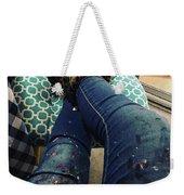 Studio Break Weekender Tote Bag