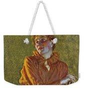 Studio Di Figura Femminile Weekender Tote Bag