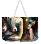 Studio Models 1 Weekender Tote Bag