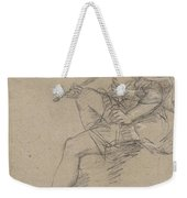 Study For An Allegory Of Painting Weekender Tote Bag