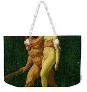 Study For Hercules And Alcestis Weekender Tote Bag