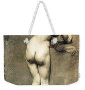 Study For Mademoiselle Rose Weekender Tote Bag