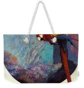 Study For Polly 1923 Weekender Tote Bag