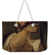 Study For The Centurion Of The Martyrdom Of Saint Symphorien 1834 Weekender Tote Bag
