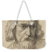 Study For The Head Of A Counsellor Weekender Tote Bag