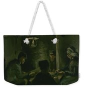 Study For The Potato Eaters' Nuenen, April 1885 Vincent Van Gogh 1853  1890 Weekender Tote Bag