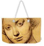 Study For Vicomtesse D Hausonville Born Louise Albertine De Broglie Weekender Tote Bag