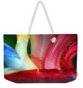 Study Of A Bird Of Paradise 3 Weekender Tote Bag