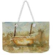 Study Of A Watering Tub Weekender Tote Bag
