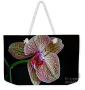 Study Of An Orchid 2 Weekender Tote Bag