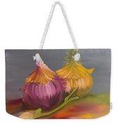 Study Of Onions Weekender Tote Bag