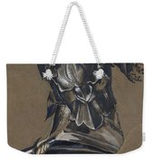 Study Of Perseus In Armour For The Finding Of Medusa Weekender Tote Bag