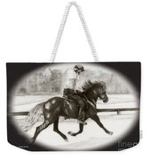 Study Of Synchronicity Weekender Tote Bag