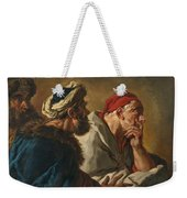 Study Of Three Figures Weekender Tote Bag
