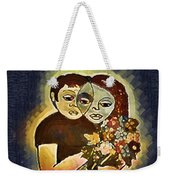 Study To Invention Of Love Weekender Tote Bag