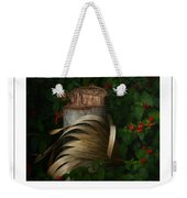 Stump And Frond Poster Weekender Tote Bag