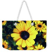 Stunning Black Eyed Susan  Weekender Tote Bag