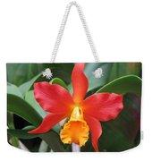 Stunning Cattleya Weekender Tote Bag