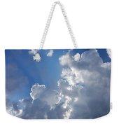 Stunning Clouds  Weekender Tote Bag