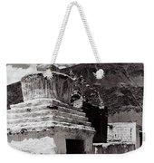 Stupa Weekender Tote Bag