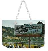 Sturgis City Of Riders Weekender Tote Bag