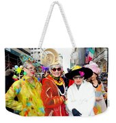 Style Knows No Age Weekender Tote Bag