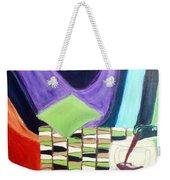 Style Weekender Tote Bag