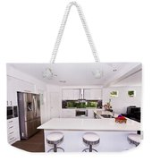 Stylish Modern Kitchen Weekender Tote Bag