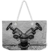 Stylish Stand Pipe Weekender Tote Bag