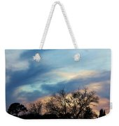Subdued Sunset Weekender Tote Bag