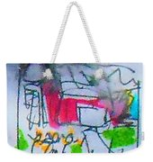 Sublime Storm Weekender Tote Bag