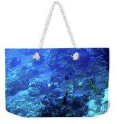 Submarine Underwater View Weekender Tote Bag