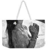 Submission In Black - Obey Weekender Tote Bag