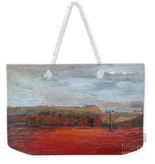Suburb In October Weekender Tote Bag