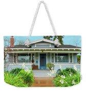 Suburban Arts And Crafts House Hayward California 8 Weekender Tote Bag