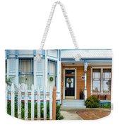 Suburban House Hayward California 9 Weekender Tote Bag