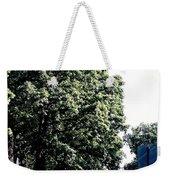 Suburban Tree Weekender Tote Bag