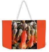 Succulent Bells Weekender Tote Bag