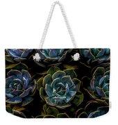 Succulent Weekender Tote Bag by Rod Sterling
