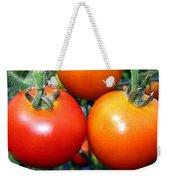 Succulent Tomatoes Weekender Tote Bag