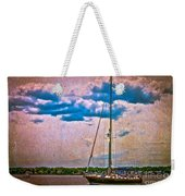 Such A Beauty Weekender Tote Bag
