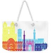 Sucre Skyline Pop Weekender Tote Bag