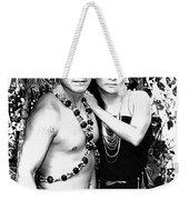 Sucua Shaman And Spouse Weekender Tote Bag