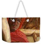 Sudanese Girl Weekender Tote Bag