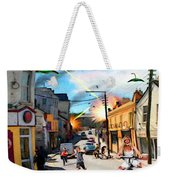 Sudden Attack Weekender Tote Bag